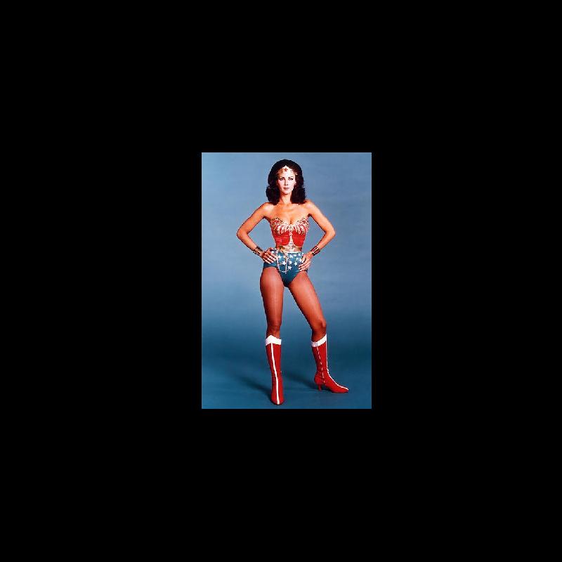 Lynda Carter Wonder Woman Magnet